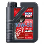 Liqui Moly 4-Stroke Fully Synthetic Street Race Oil - 10w/50